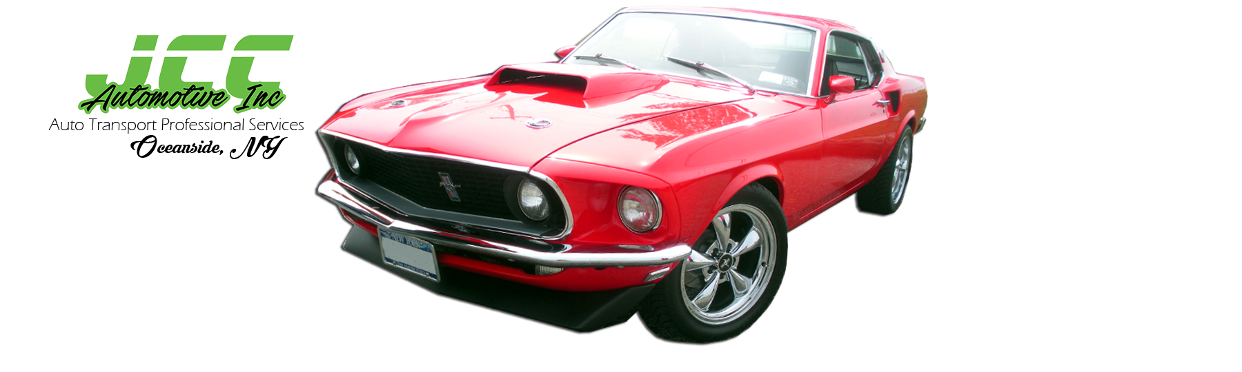 JCC Automotive Inc. | Classic Car Transport Professional Services, 3 New Street, Oceanside, Long Island, NY, 11572 | PHONE: 516-287-4189, FAX: 516-599-8206