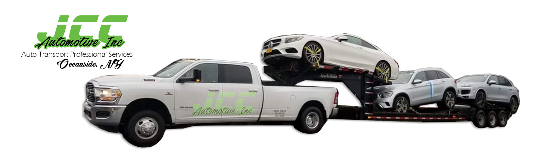 JCC Automotive Inc. | Dealership Car Transport Professional Services, 3 New Street, Oceanside, Long Island, NY, 11572 | PHONE: 516-287-4189, FAX: 516-599-8206