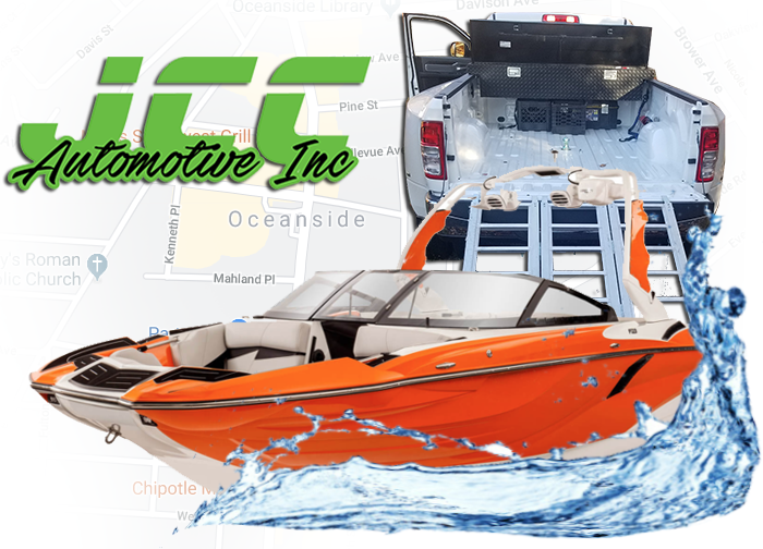 JCC Automotive Inc. image | Boat Transport Professional Services, 3 New Street, Oceanside, Long Island, NY, 11572 | PHONE: 516-287-4189, FAX: 516-599-8206