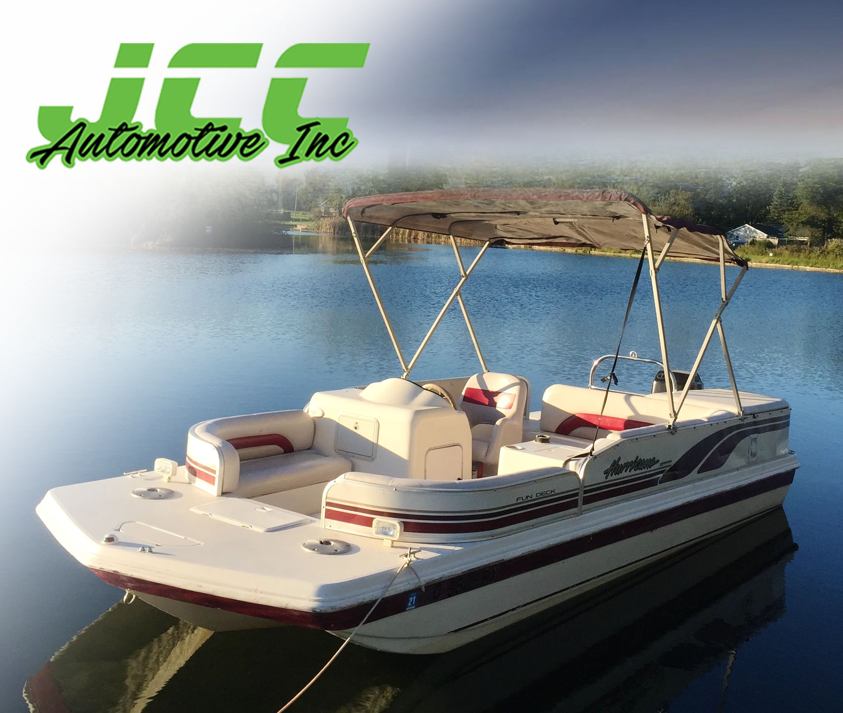 Deck Boat Transporting | Oceanside, NY